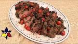 beef steak provencale