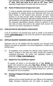 higher education students loans board pdf 8 mode of disbursement of approved loans in order to expedite disbursement of approved loans and