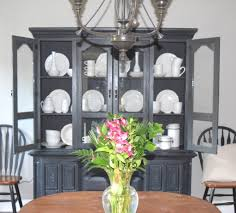 Chalk Paint Hutch Makeover With A Restoration Hardware Look A