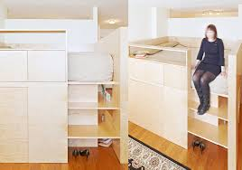 Small Space Living Inhabitat Green Design Innovation - Tiny studio apartment layout