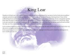 madness love w revenge magic class v e ppt king lear