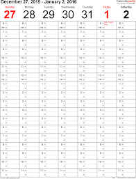 printable year calendar 2013 weekly calendar 2013 for word 4 free printable templates and 30 day