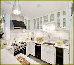 kitchen design white cabinets black appliances. Perfect White Kitchen Design White Cabinets Black Appliances Photo  1 On H