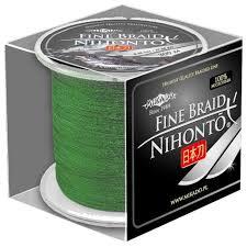 <b>Леска</b> плетеная <b>Mikado Nihonto Fine</b> 0,12 мм, 300 м, 8,8 кг ...