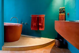 8 Top Colorful Bathroom Tile IdeasColorful Bathroom