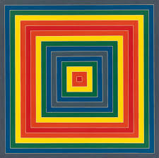 what you see is what you see donald judd and frank stella on the end of painting in 1966