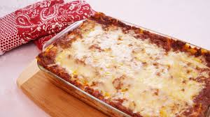 Classic Lasagne Beef And Cheese Lasagna Dishin With Di Cooking Show Recipes