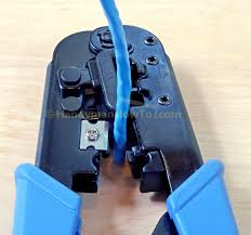 how to make an ethernet network cable cate cat ethernet plug wiring cut crimp tool