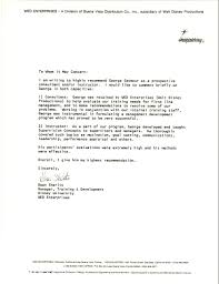 Gallery Of Work Experience Letter Samples