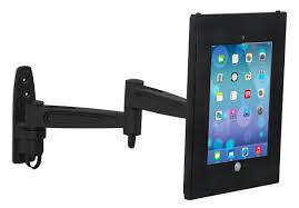 mount it mi 3774b xl 12 9 in tablet wall mount for ipad