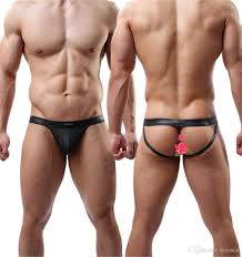 Gay in thong plus porn