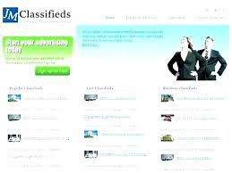 Newspaper Classified Ads Template Classified Ads Website Template Software Like By Monster