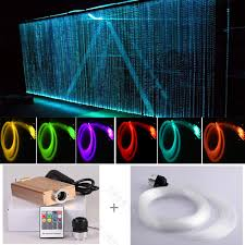 lighting curtains. rgb color twinkle fiber optic waterfall light curtain lighting curtains
