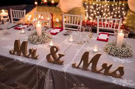Bride Groom Table Decoration Real Wedding Whitney Andrew At Punto De Vista Manuel Antonio