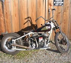1948 indian chief bobber bike by huck