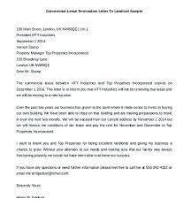 Tenancy Termination Letter Sample For Landlord Uk | Inviview.co