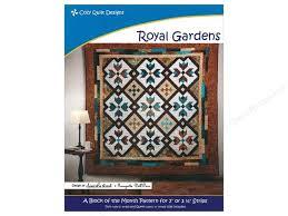 Cozy Quilt Designs Royal Gardens Pattern -- CreateForLess & Cozy Quilt Designs Royal Gardens Pattern Adamdwight.com