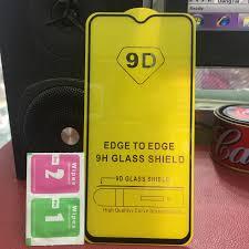 Kính Cường Lực 9D Full Màn Hình Đen Dành Cho Oppo F9 - Miếng dán màn hình  điện thoại Thương hiệu OEM