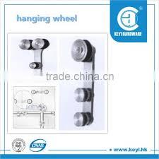 2016 hot sliding shower door roller brackets sliding door roller parts sliding wardrobe door