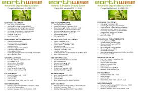 Organic Bliss Salon - Earthwise Living