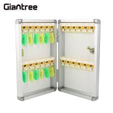 key organizer box.  Box Giantree Key Storage Organizer Boxes Digital Secure Security Safety Box  Cabinet Box Cash Secret Lock Inside