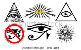Image result for Illuminati Symbols