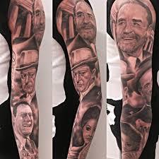 Miglior Tatuaggio Maschile New Skin Tattoo