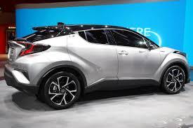 New Toyota C-HR Gets 1.2L Turbo, 2.0L And 1.8L Hybrid Powertrains ...