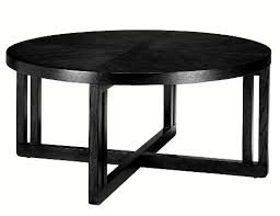 Round Black Coffee Table Black Lombard Round Coffee Table Round Coffee Table  Amazon Small Black Cocktail