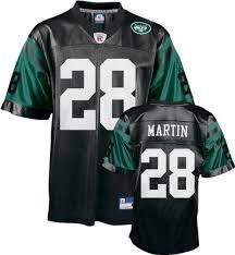 New Jets York Black Jersey