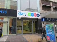 the gym birmingham city centre