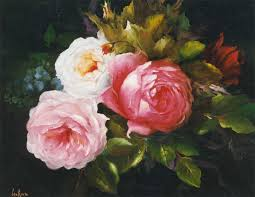 i d give almost anything to be able to paint a rose even half as good as these the following are a few examples of gary jenkins roses