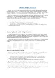 analysis and interpretation essay assignment sample papers example   best photos of critique essay structure critical book review article apa format example 1 interpretation essay