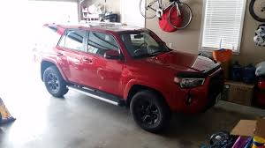 Barcelona Red 4Runners! Let's see them! - Page 6 - Toyota 4Runner ...