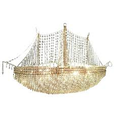 crystal ship chandelier pirate chandeliers black i