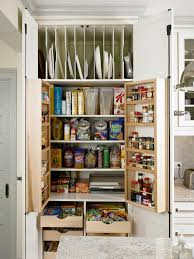image of small kitchen storage ideas cabinet