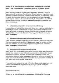 calam atilde copy o dress code essay papers captivating ideas for academic dress code essay papers captivating ideas for academic writing