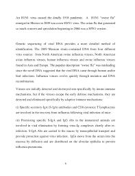 term paper on swine flu and cytokine storm 6
