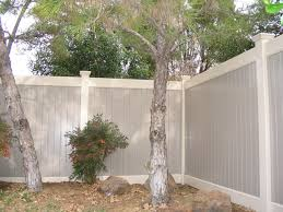 Dallas Vinyl Privacy Fence
