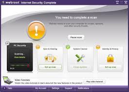 Hasil gambar untuk WEBROOT SECURITY