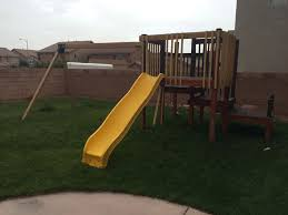 diy homemade playset by instructables