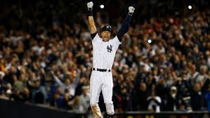 derek jeter thanks new york city in players tribune essay cbs  derek jeter