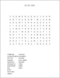 Word Of Nature Challenging The Forces Of Nature Word Find Science News For Students