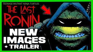 TMNT The Last Ronin TRAILER Breakdown ...
