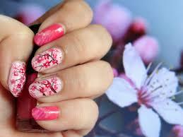 Easy Cherry Blossom Nail Art: Step by Step Tutorial - Deck and Dine