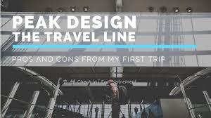 peakdesign findyourpeak travelgear
