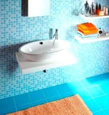 Light Blue Bathroom Tiles Bathroom Ideas For Small Spaces Mosaic