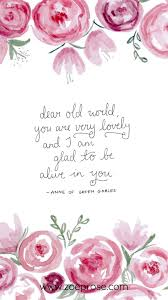 Anne Of Green Gables Wallpapers ...