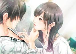hd wallpaper anime couple romance