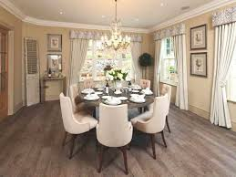 Flower Arrangements For Dining Room Table Small Dining Room Ideas With Simple White Flower Arrangements And